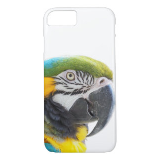 Parrot macaw tropical animal exotic photo iPhone 8/7 case