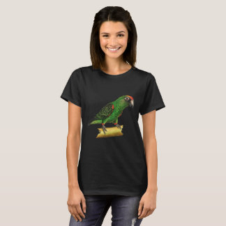 Parrot On Bamboo T-Shirt