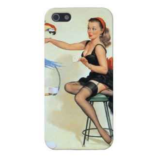 Parrot Pin Up Case For The iPhone 5