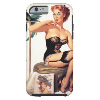 Parrot Pin Up Tough iPhone 6 Case