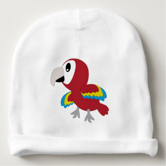 Parrot - Rainforest Newborn Hat Baby Beanie