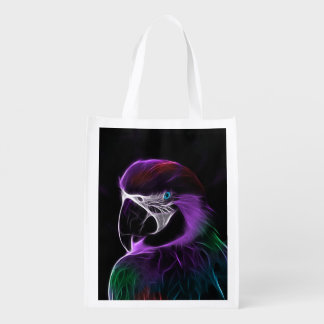 Parrot Reusable Grocery Bag