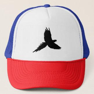 Parrot Silhouette Trucker Hat