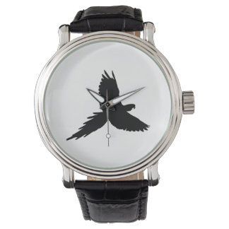 Parrot Silhouette Watch