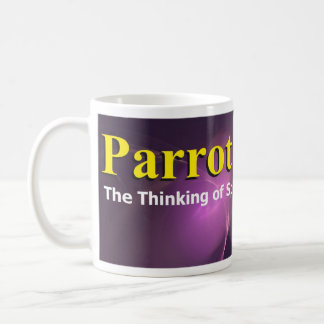 Parrot Time top 3 Coffee Mug