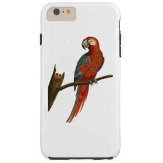 Parrot Tough iPhone 6 Plus Case