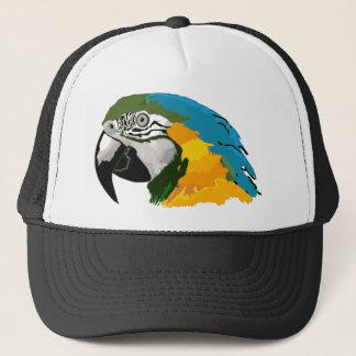 Parrot Trucker Hat