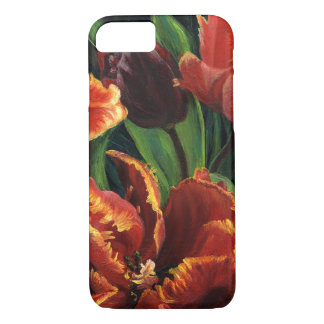 """""""Parrot Tulips Triptych"""" Phone Case"""