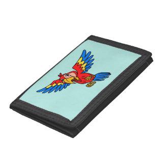 Parrot Wallet