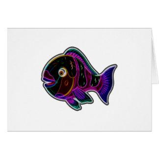 Parrotfish Card