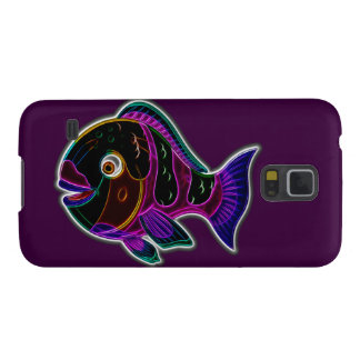 Parrotfish Galaxy S5 Cover