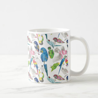 Parrots and 'Toos Coffee Mug