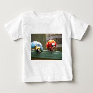 Parrots Baby T-Shirt