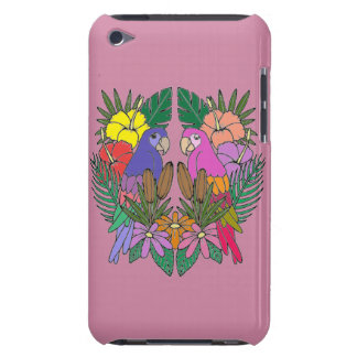 Parrots Barely There iPod Case