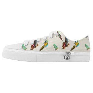 Parrots Low-Top Sneakers