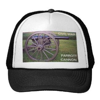 PARROTT CANNON HAT