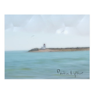 Parrsboro Lighthouse Postcard