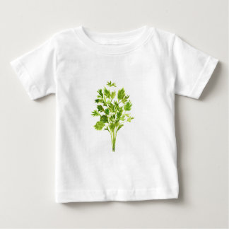 Parsley herbs Parsley print Baby T-Shirt