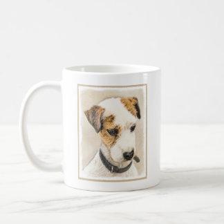 Parson Jack Russell Terrier Coffee Mug