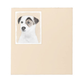 Parson Jack Russell Terrier Notepad