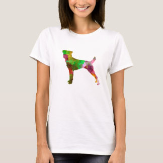 Parson Russel Terrier in watercolor T-Shirt