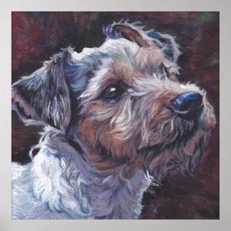 Parson Russell Terrier Portrait fine art print