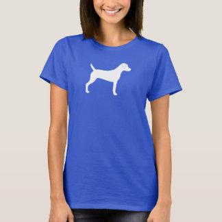 Parson Russell Terrier Silhouette T-Shirt
