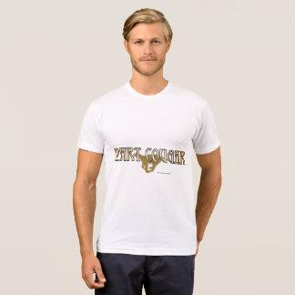 Part Cougar Men's Poly-Cotton T-Shirt