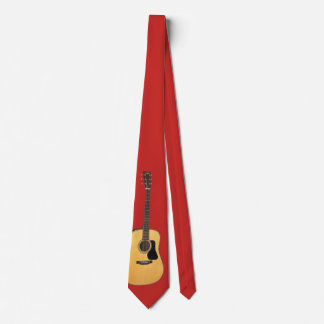 PART GUITAR- ON RED TIE