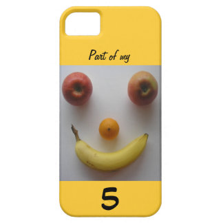 'Part of my 5' on iphone 5 iPhone 5 Cases