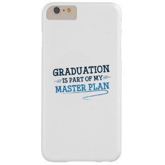 Part Of My Master Plan Barely There iPhone 6 Plus Case