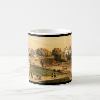 Part of Saratoga', Augustus Kollner_Engravings Coffee Mug