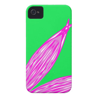 part of the flower pink Case-Mate iPhone 4 case