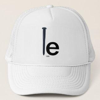 Part of the Screw Collection of merchandise. Trucker Hat