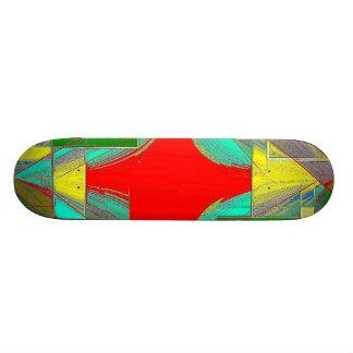 Part Slice Skateboard Decks