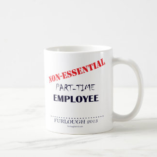 Part-Time Coffee Mug
