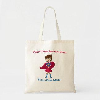 Part-Time Superhero Full-Time Mom