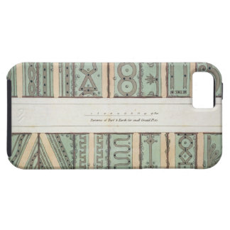 Parterres of Turf and Earth for small Ground Plots iPhone 5 Case