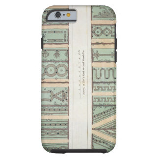 Parterres of Turf and Earth for small Ground Plots Tough iPhone 6 Case