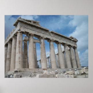 Parthenon_01 Posters