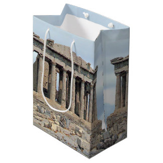 Parthenon 1 medium gift bag