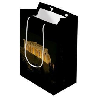 Parthenon 2 medium gift bag