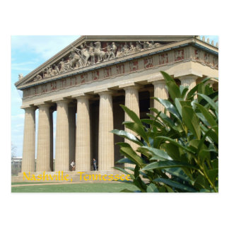 Parthenon at Nashville Postcard