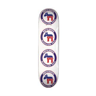 Parti démocrate du Dakota du Nord Plateaux De Skateboards