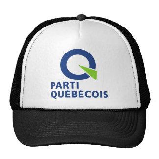 Parti Québécois logo.png Trucker Hats