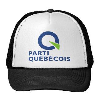 Parti Québécois Trucker Hat