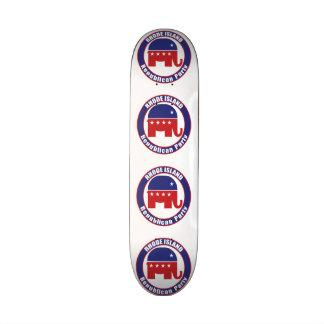 Parti Républicain d'Île de Rhode Planches À Roulettes
