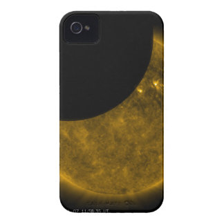 Partial Eclipse of the Sun iPhone 4 Case