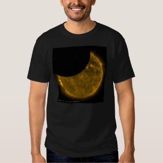 Partial Eclipse of the Sun T-shirts