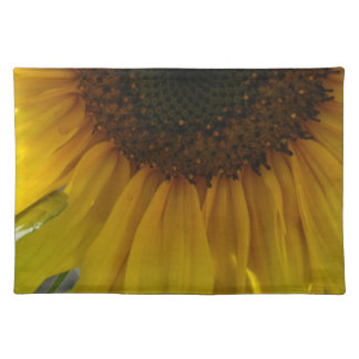 Partial Sunflower Placemat
